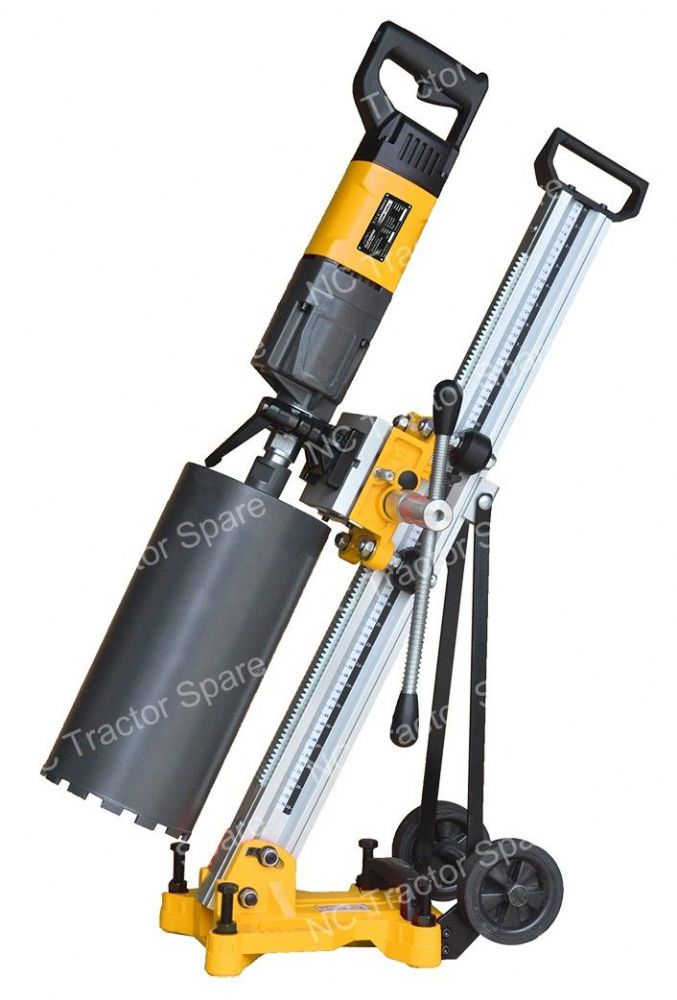 165mm Tundra Core Drill (110V) with Stand Kit